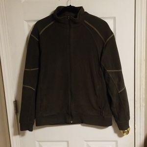 Columbia Fleece Full-Zip Jacket Olive Green Men's